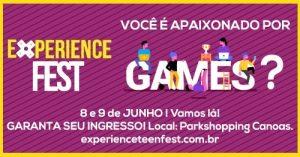 Experience Fest - 1° Edição @ ParkShopping - Canoas