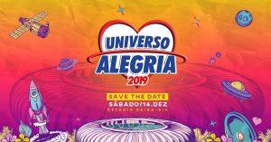 UNIVERSO ALEGRIA 2019 @ Porto Alegre