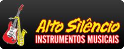 Banner Alto Silêncio