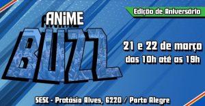 Anime Buzz 18ª edição @ SESC