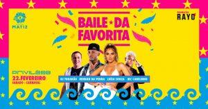 Baile da Favorita | 22.02 - Carnaval @ Privilège Xangri-Lá